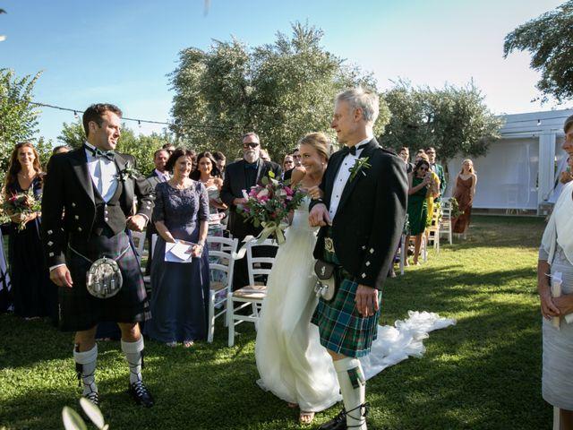 Il matrimonio di Andrea e Sam a Fasano, Brindisi 40
