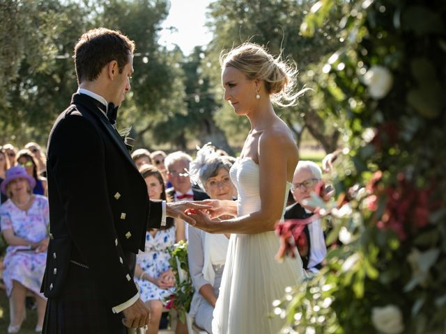 Il matrimonio di Andrea e Sam a Fasano, Brindisi 41