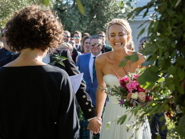 Il matrimonio di Andrea e Sam a Fasano, Brindisi 43