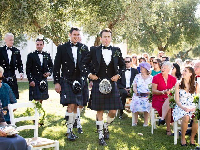 Il matrimonio di Andrea e Sam a Fasano, Brindisi 44
