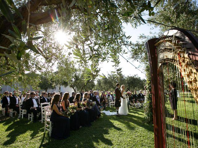 Il matrimonio di Andrea e Sam a Fasano, Brindisi 46
