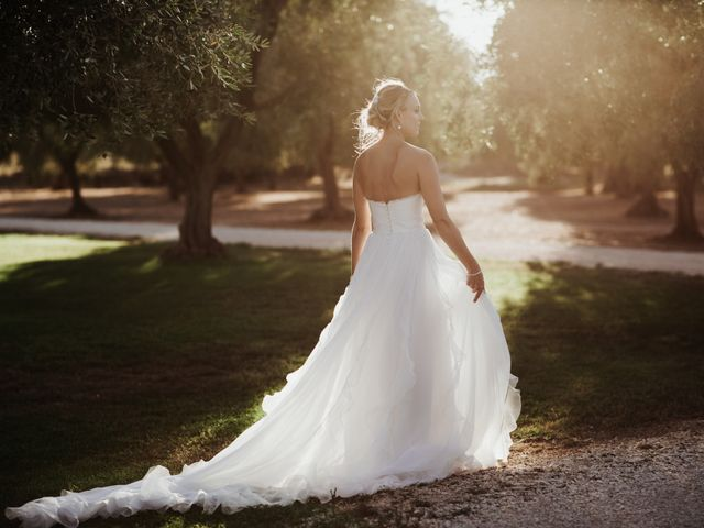 Il matrimonio di Andrea e Sam a Fasano, Brindisi 51