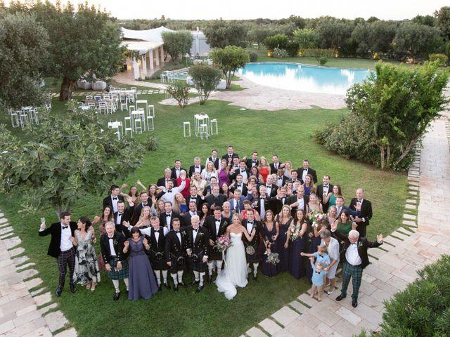 Il matrimonio di Andrea e Sam a Fasano, Brindisi 53
