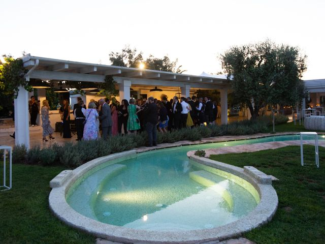 Il matrimonio di Andrea e Sam a Fasano, Brindisi 60