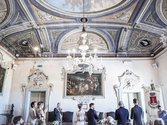 Il matrimonio di Angelo e Silvia a Bertinoro, Forlì-Cesena 8