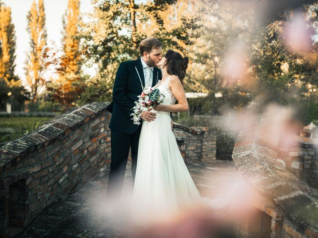 Le nozze di Elena e Christian