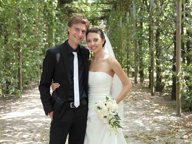 le nozze di Monica e Giovanni