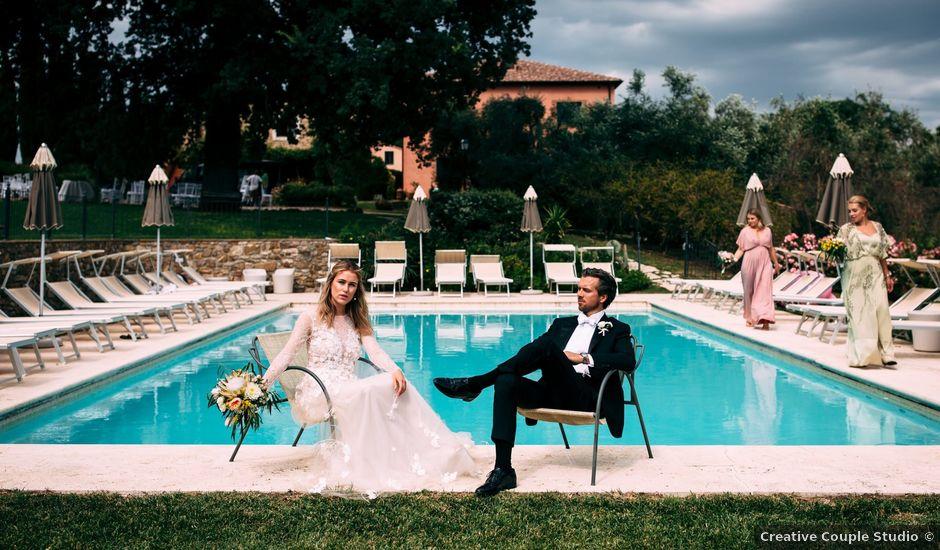 Il matrimonio di Petter e Annabel a Grosseto, Grosseto