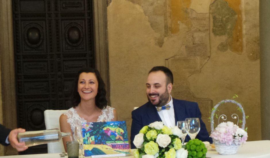 Il matrimonio di Ilaria e Marcello a Cavernago, Bergamo