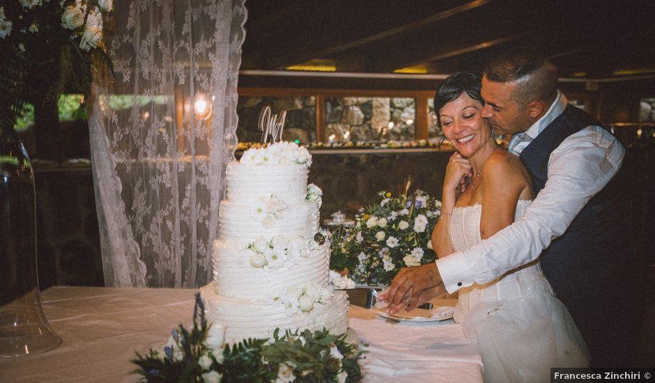 Il matrimonio di Massimo e Antiniska a Sassari, Sassari