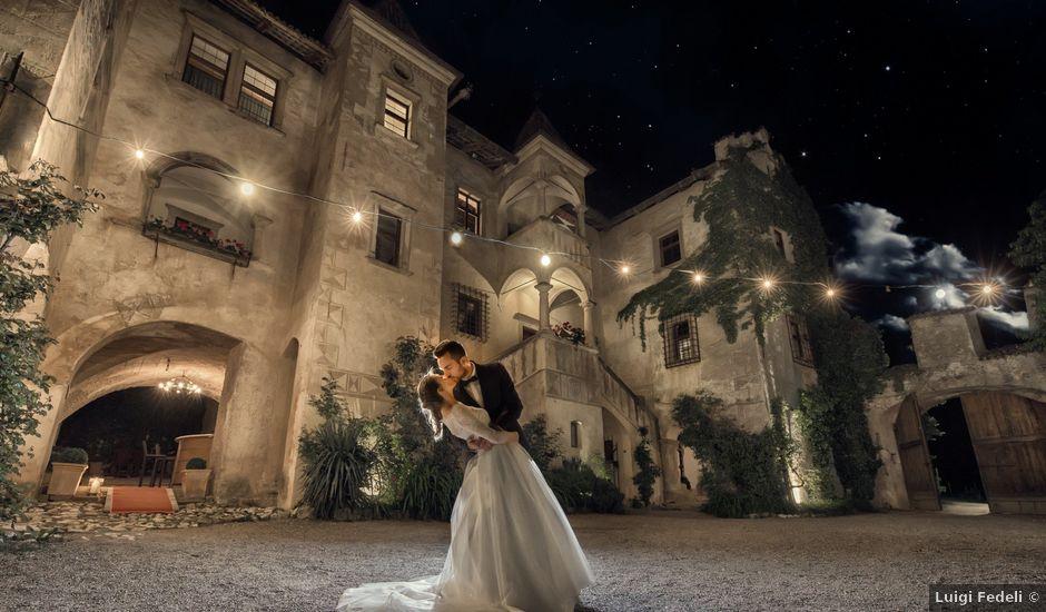 Il matrimonio di Luca e Silvia a Appiano sulla strada del vino-EppanB, Bolzano