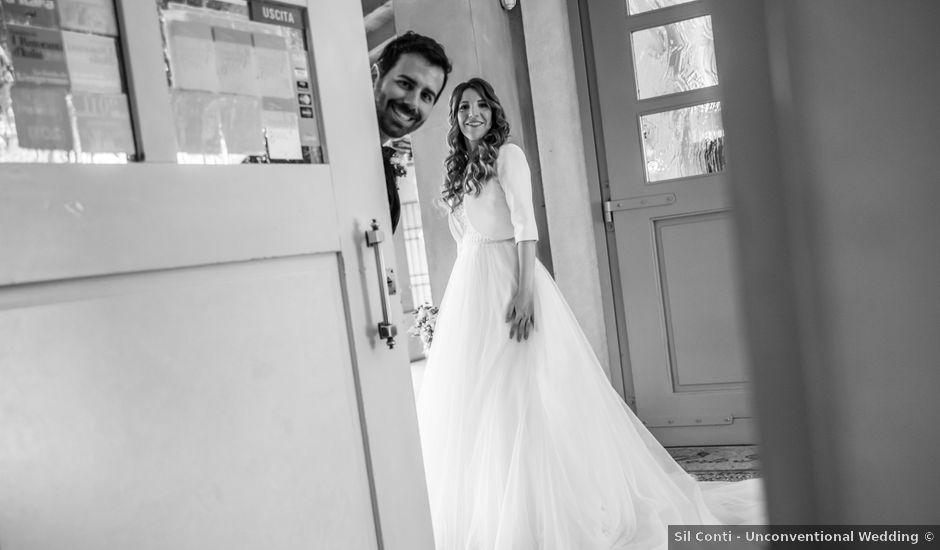 Il matrimonio di Simone e Barbara a Montichiari, Brescia