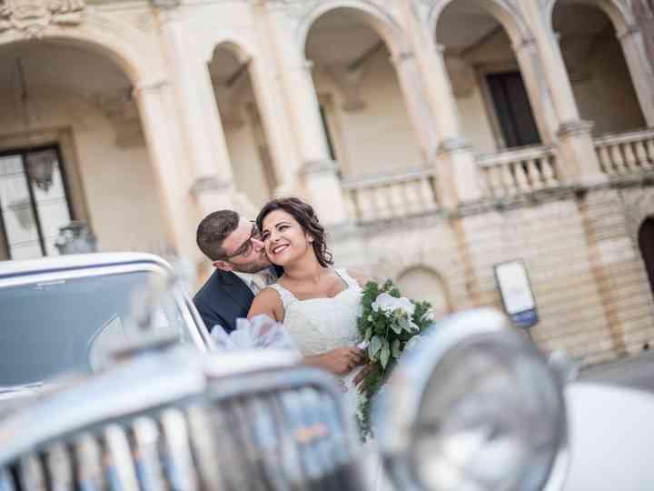 Le nozze di Dalila e Davide