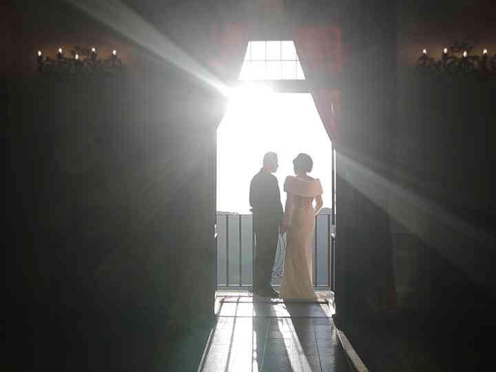 Le nozze di Sabrina e Riccardo