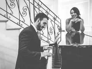 Le nozze di Zhandra e Luca