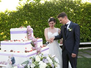 Le nozze di Elisa e Alex
