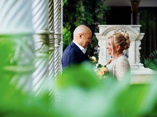 Le nozze di Monica e Enrico