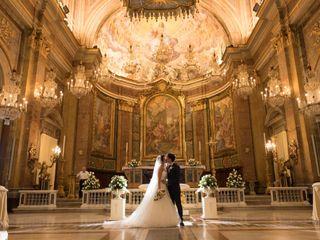 Le nozze di Brunella e Antonio 1