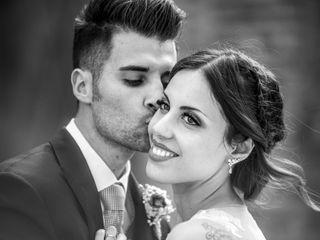 Le nozze di Monica  e Andrea 1