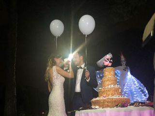 Le nozze di Valeria e Umberto