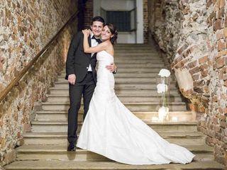 Le nozze di Sheila e Daniele
