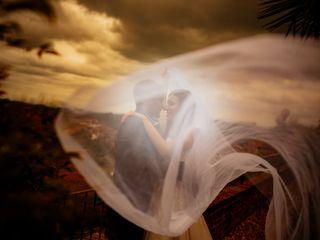 Le nozze di Darina e Antonino