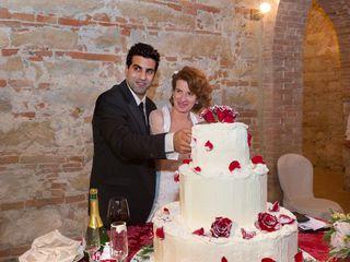 Le nozze di Andrea e Martina