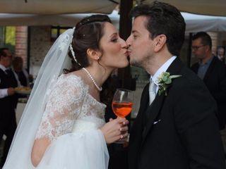Le nozze di Massimo  e Stefania
