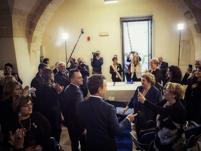 Il matrimonio di Mario e Nico a Lecce, Lecce 19