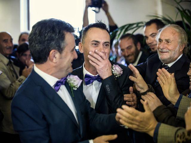 Il matrimonio di Mario e Nico a Lecce, Lecce 20