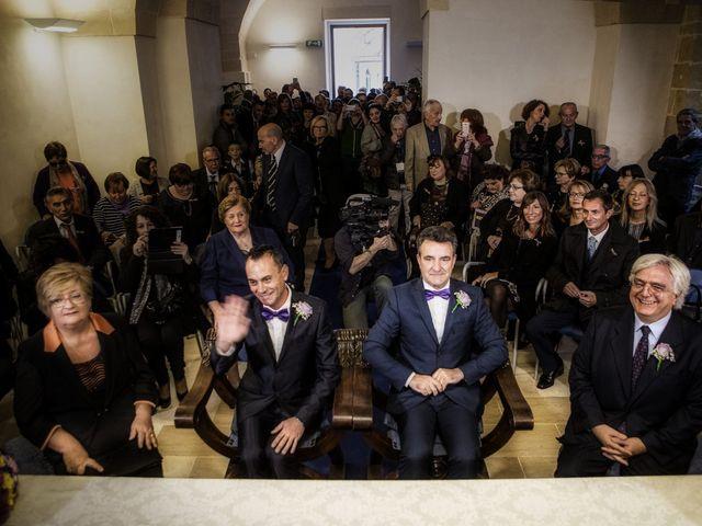Il matrimonio di Mario e Nico a Lecce, Lecce 21
