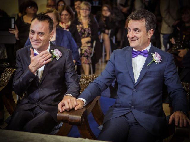 Il matrimonio di Mario e Nico a Lecce, Lecce 27