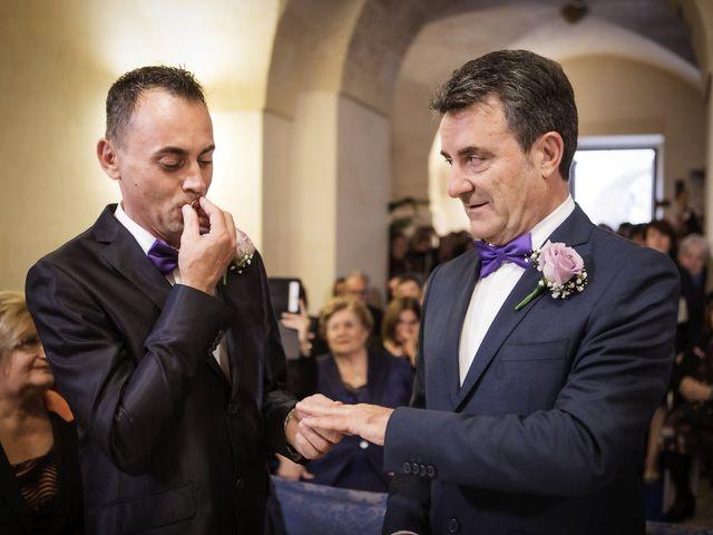 Il matrimonio di Mario e Nico a Lecce, Lecce 28