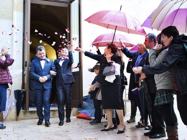 Il matrimonio di Mario e Nico a Lecce, Lecce 32