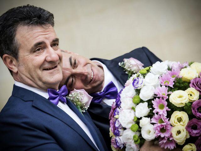 Il matrimonio di Mario e Nico a Lecce, Lecce 35