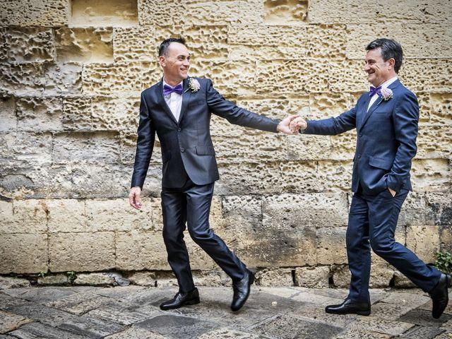 Il matrimonio di Mario e Nico a Lecce, Lecce 36