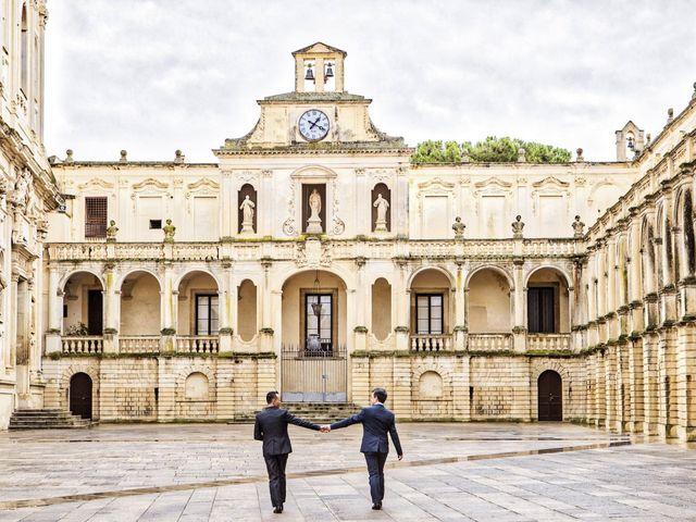 Il matrimonio di Mario e Nico a Lecce, Lecce 38