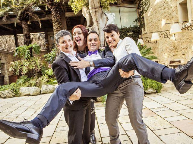 Il matrimonio di Mario e Nico a Lecce, Lecce 45