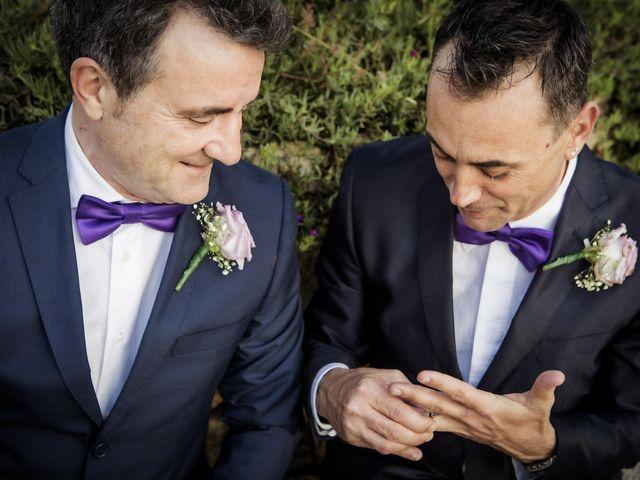Il matrimonio di Mario e Nico a Lecce, Lecce 50