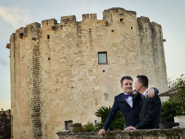 Il matrimonio di Mario e Nico a Lecce, Lecce 52