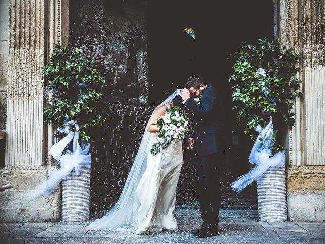 Il matrimonio di Davide e Dalila a Lecce, Lecce 12