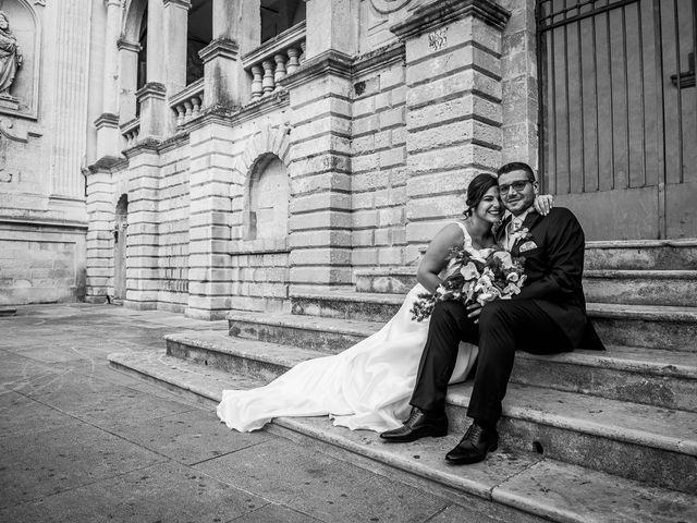 Il matrimonio di Davide e Dalila a Lecce, Lecce 13