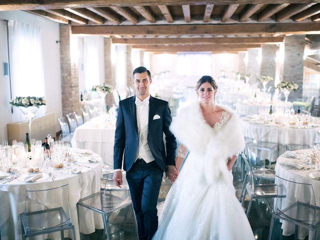 Le nozze di Cristina e Matteo