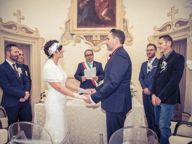 Il matrimonio di Rosaria e Michele a Cervia, Ravenna 59