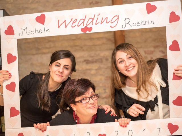 Il matrimonio di Rosaria e Michele a Cervia, Ravenna 111