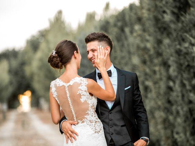 Il matrimonio di Domenico e Anna a Bitonto, Bari 14