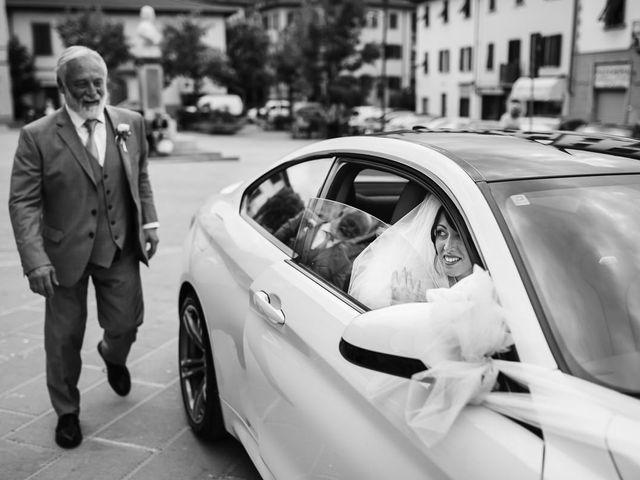 Il matrimonio di Daniele e Arianna a Bagno a Ripoli, Firenze 18