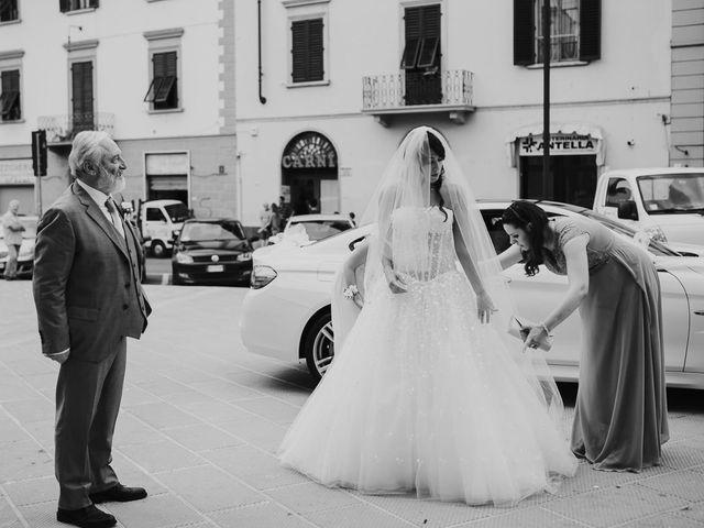 Il matrimonio di Daniele e Arianna a Bagno a Ripoli, Firenze 19