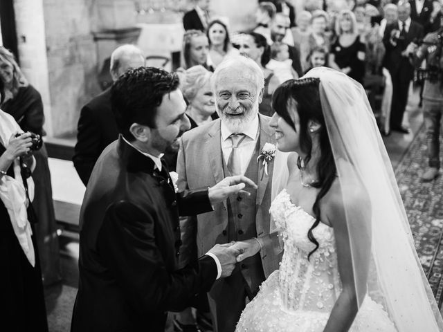 Il matrimonio di Daniele e Arianna a Bagno a Ripoli, Firenze 20