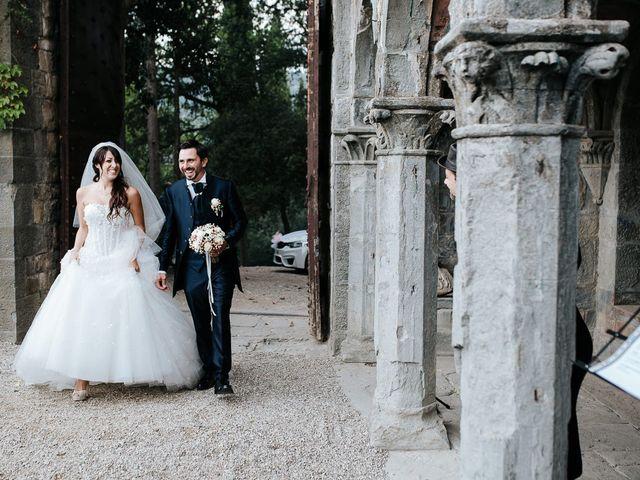 Il matrimonio di Daniele e Arianna a Bagno a Ripoli, Firenze 28
